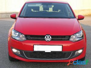 Volkswagen polo rouge