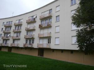 Appartement - 60 m2 - 4 pièces - nogent le rotrou