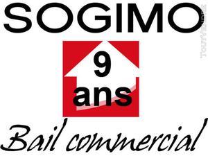 Local commercial pessac 28 m²