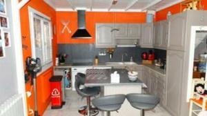 Maison 4 pièces 78 m² sur terrain de 578 m²