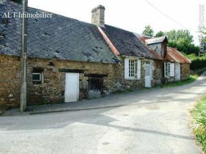 Proche de pont d'ouilly, en suisse normande, 2 maisons en pi