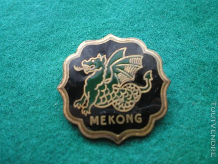 insigne de marine du pétrolier Mékong