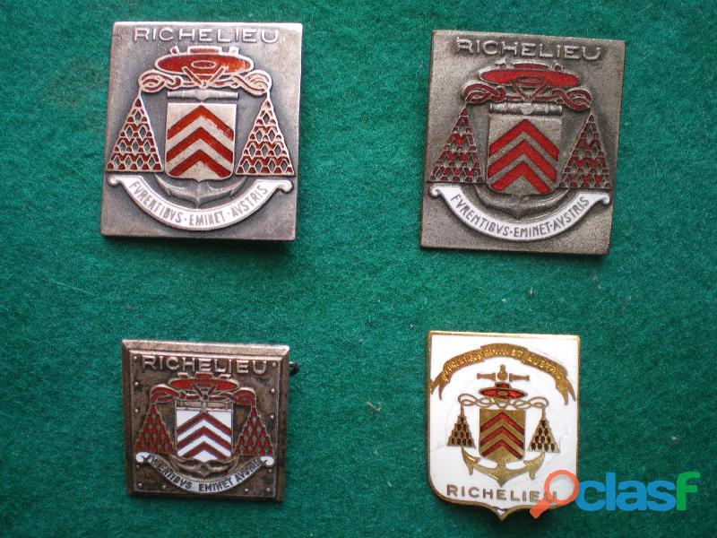 Insignes de marine   richelieu