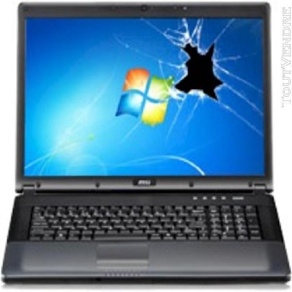 Dépanage informatique coullons 45720 services informatique