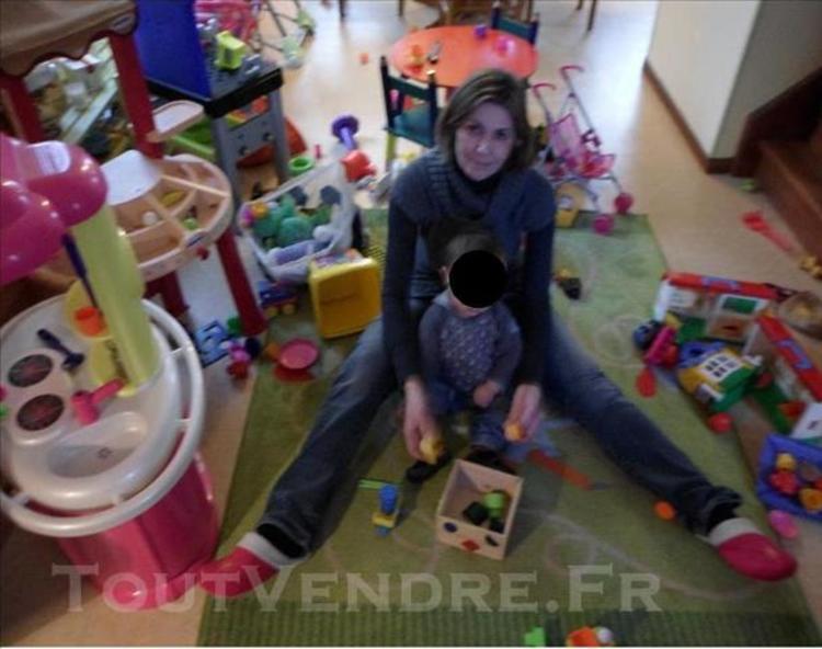 Garde d'enfant le week-end alizay 27460 baby sitting