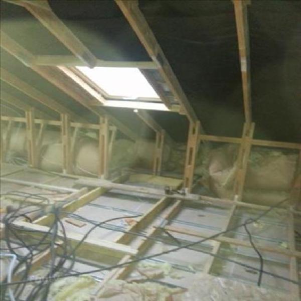 Modification de charpente calais 62100 artisan - dépannage
