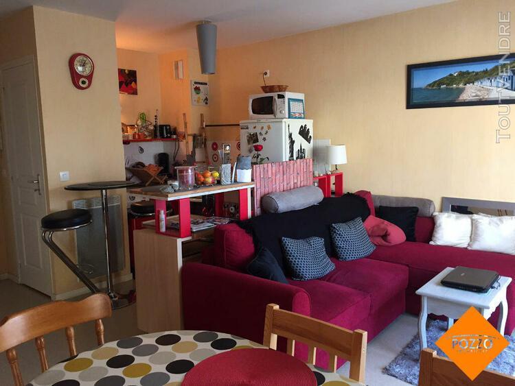 Appartement sartilly - 2 chambres - env 51 m2 sartilly 50530