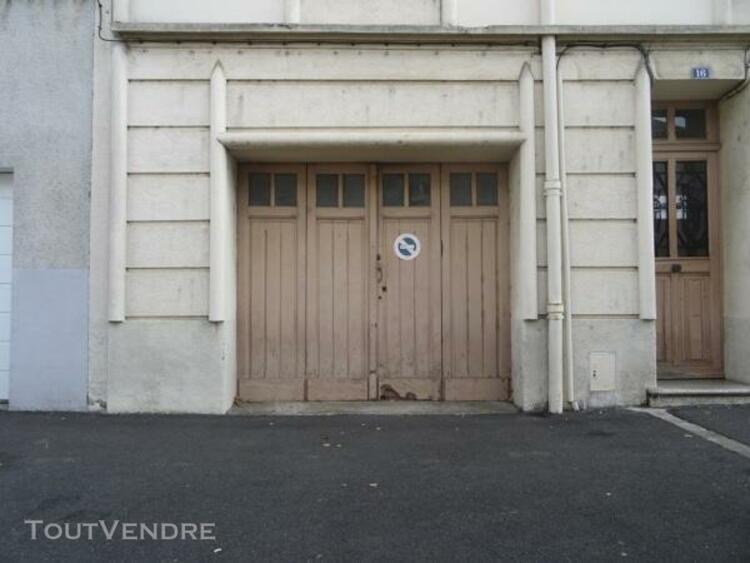 Garage / box orleans orléans 45000 location immobilière