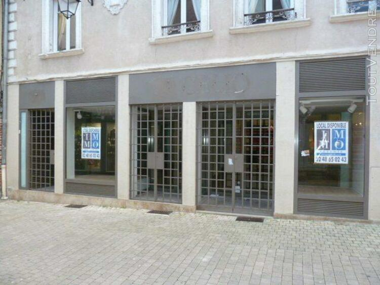 Local commercial n°1 mirebeau bourges 18000 location