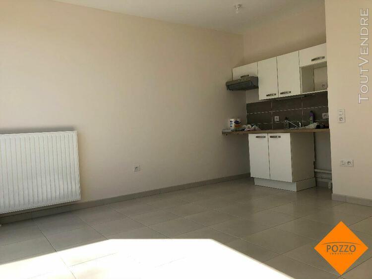 Appartement caen 2 pièce(s) 42.04 m² - résidence neuve -