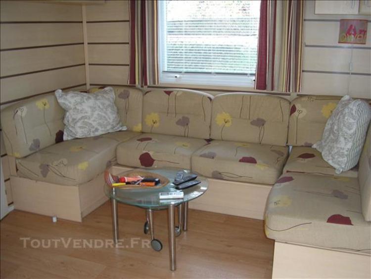 Mobil home résidentiel a vendre villeneuve-loubet 06270