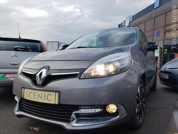 Renault scenic iii bose dci 130 alençon 61000 voitures