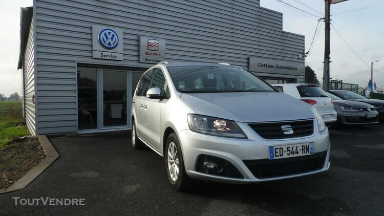 Seat alhambra tdi 150 style gps 7pl 1er main frelinghien