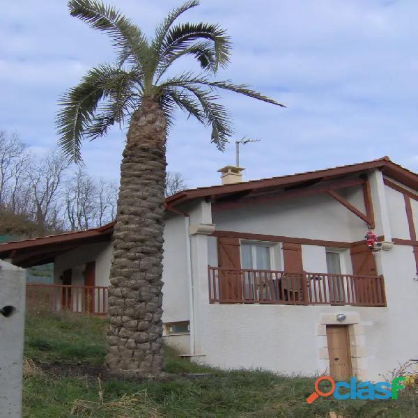 Casa Itsengabe (cerca de los puentes internacionales de Biriatou)