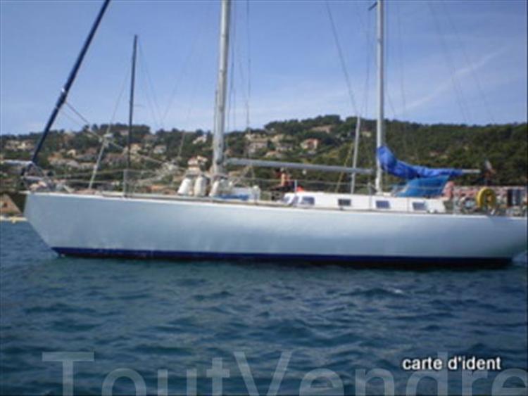 Beaufort 14 voilier ketch bon etat(faire proposition)