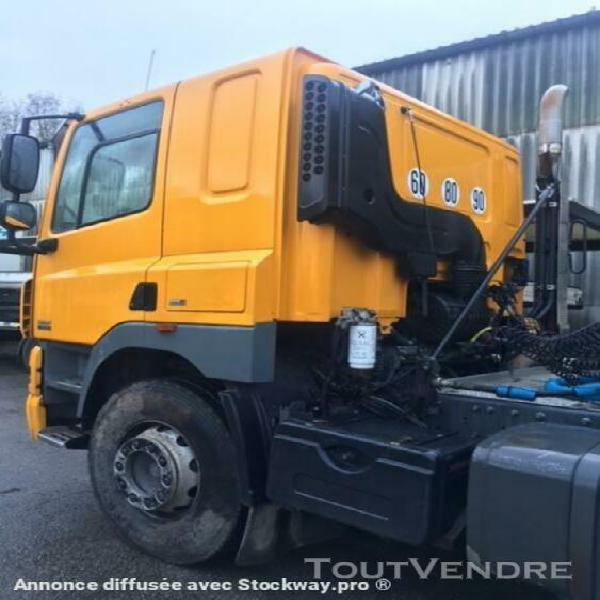 tracteur pour semi-remorque - daf cf85 410 grand-couronne