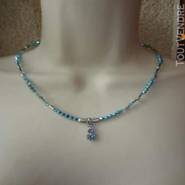Collier bleu chalonnes-sur-loire 49290 bijoux & montres