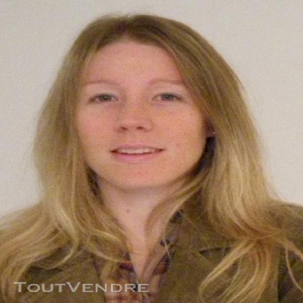 Docteur et professeure certifiée - cours bac de français