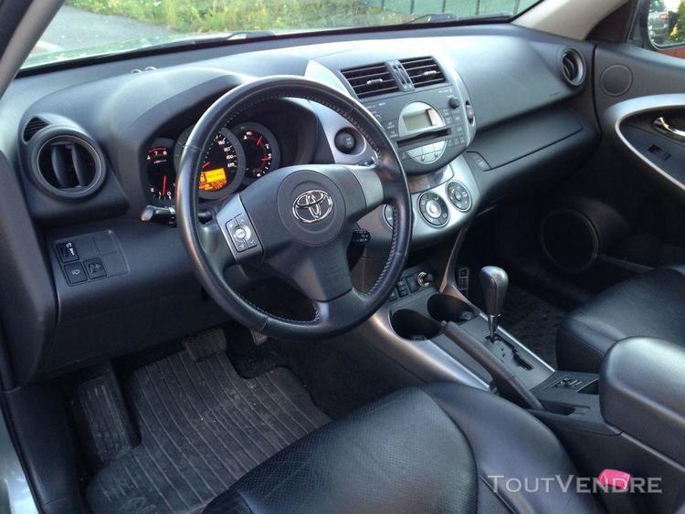 Toyota rav4 2.0l d-4d 177cv clean power toulon 83000