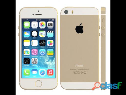 Iphone 5s gold 16go