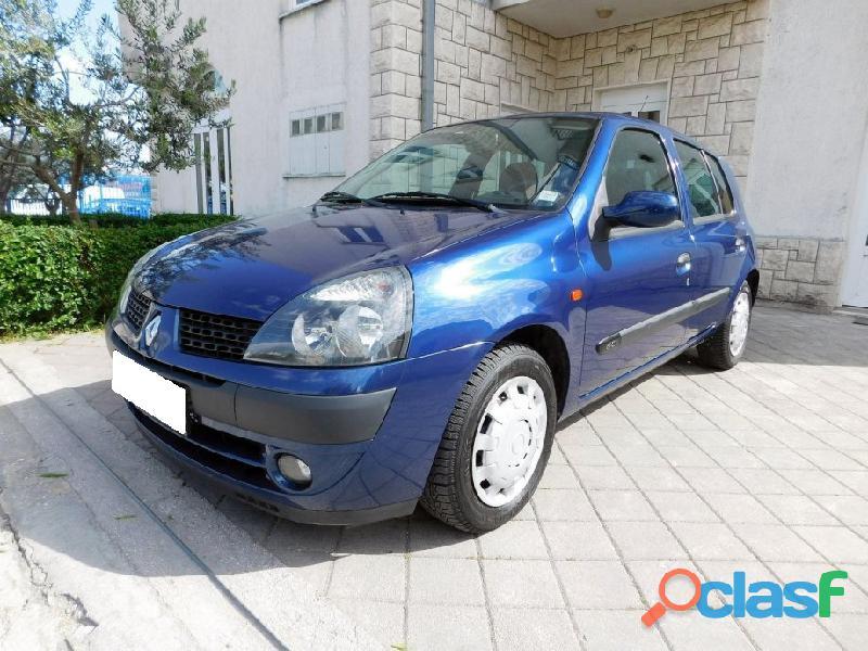 Renault clio 1.5 dci   65 autehntique