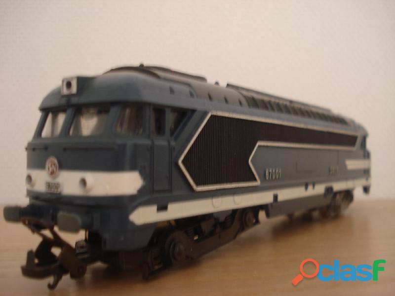 Locomotive jouef 67001 excellent etat