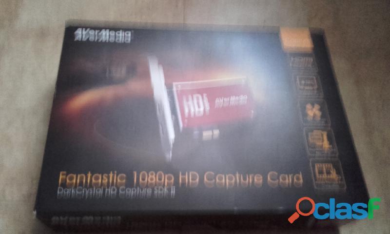 AVerMedia DarkCrystal HD Capture SDK II C729