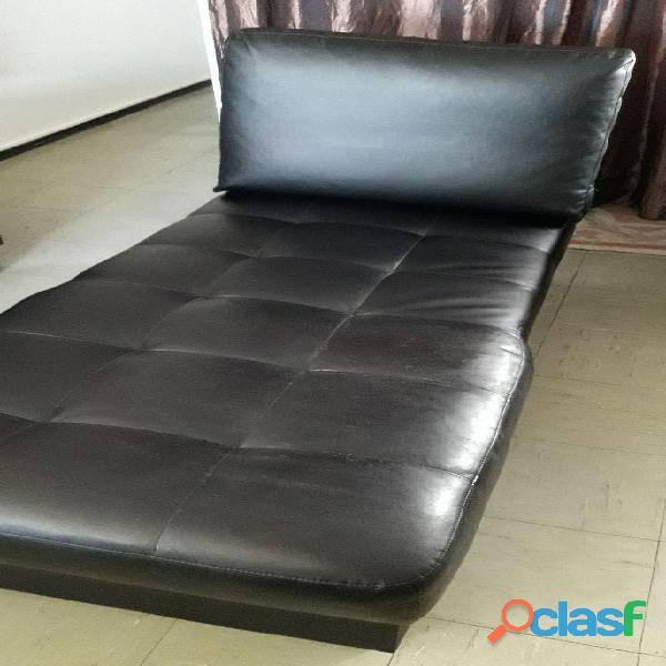 Angle de canapé simili cuir