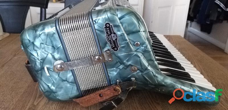 Accordeon piano chromatique