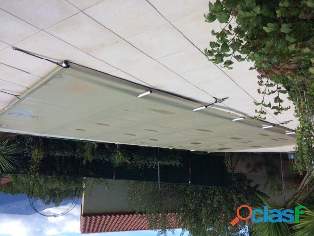 intex bache pour piscine ronde deluxe 5 49 m bache couvert. Black Bedroom Furniture Sets. Home Design Ideas