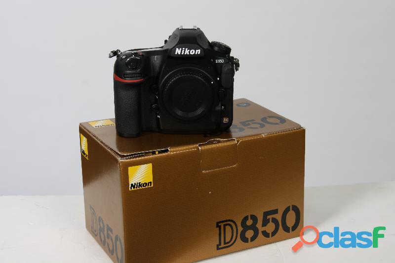 Nikon d 850 boitier occasion