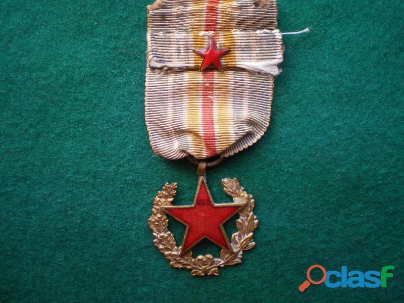 Médaille des blessés militaires 1916