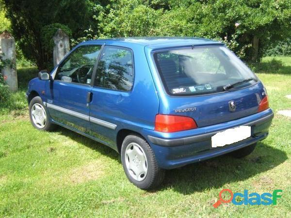 Peugeot 106, année 1998