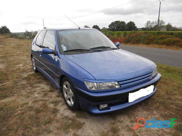 Peugeot 306 xs 1.6l; 90chdin 7ch