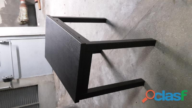 Table Extensible Noire Offres Novembre Clasf