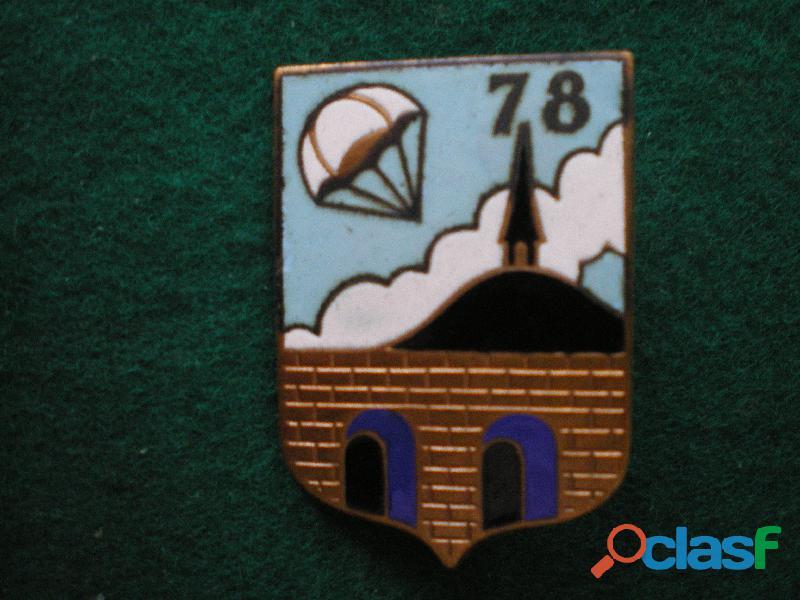 Insigne d'infanterie   78° ri.