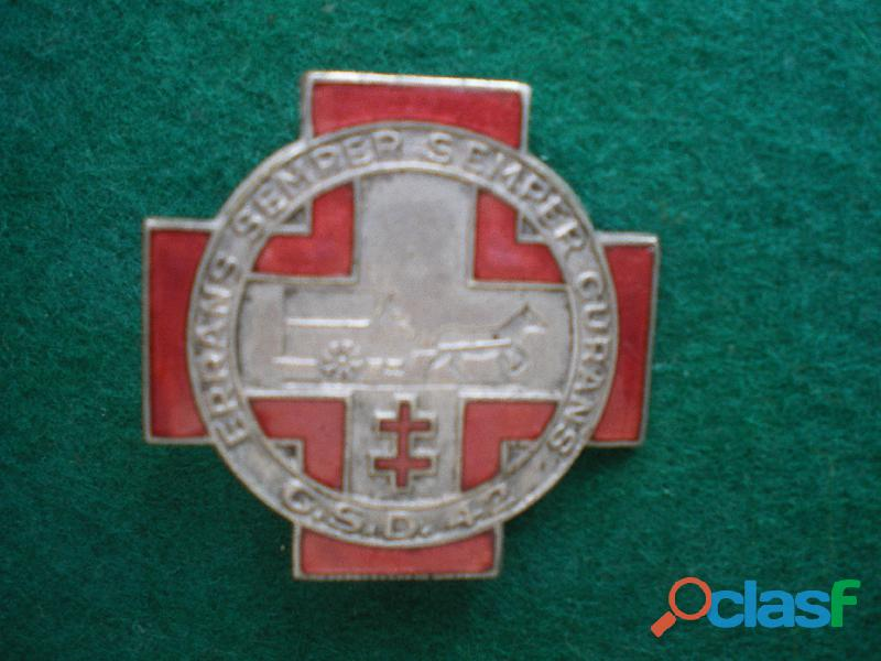 Insigne de santé   Groupe Sanitaire Divisionnaire n°42.