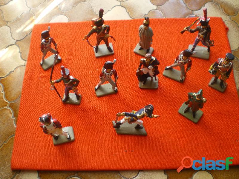 Soldats de plomb starlux   thème napoléonien.