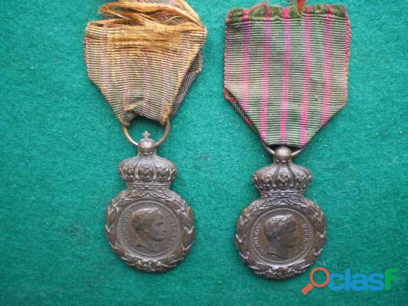 Médaille de sainte hélène.