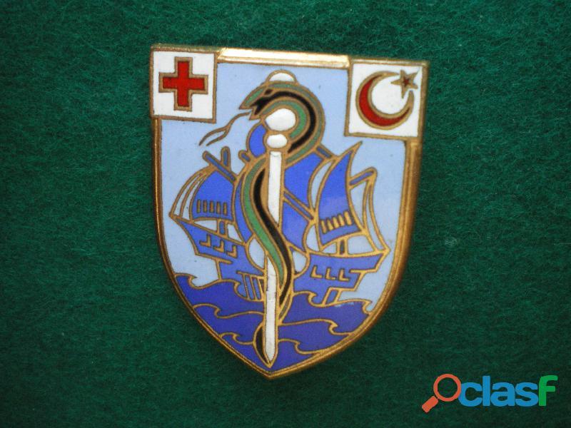 Insigne de santé. Hôpital militaire de SIDI ABDALLAH.