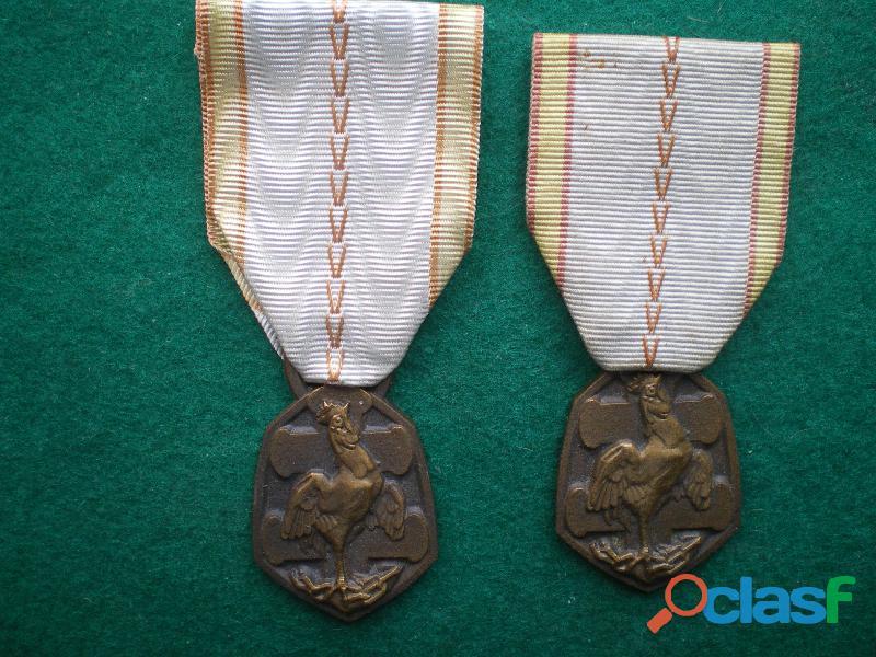 Médaille commémorative 1939 1945.