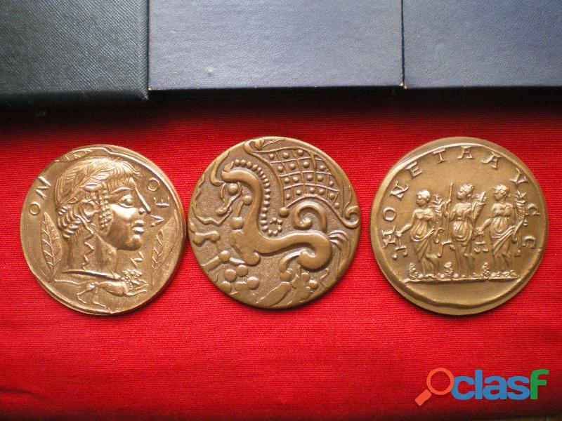 Médailles   Anniversaire de la Fondation de la Banque Européenne d'Investissement.