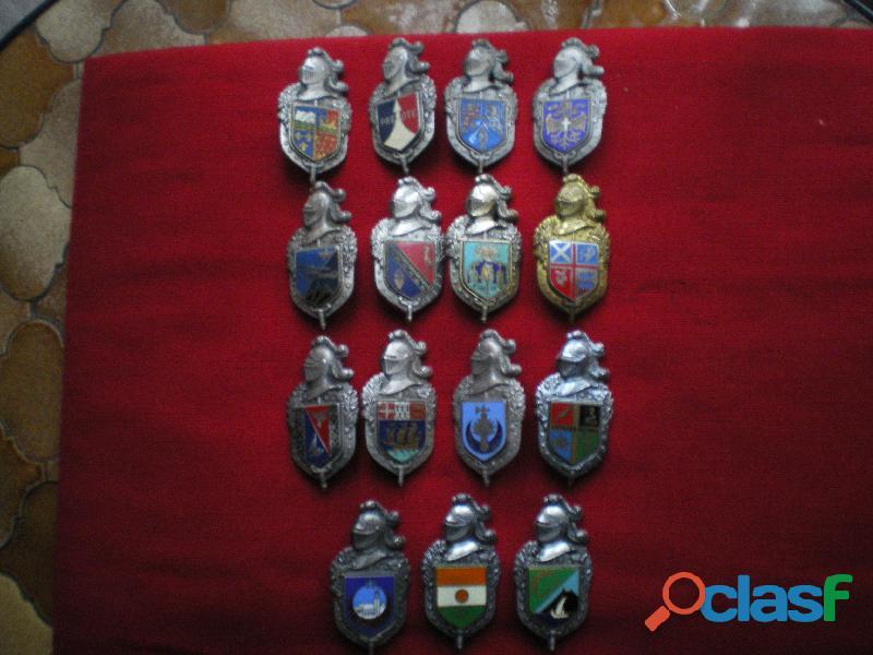 Insignes de Gendarmerie   Outre Mer