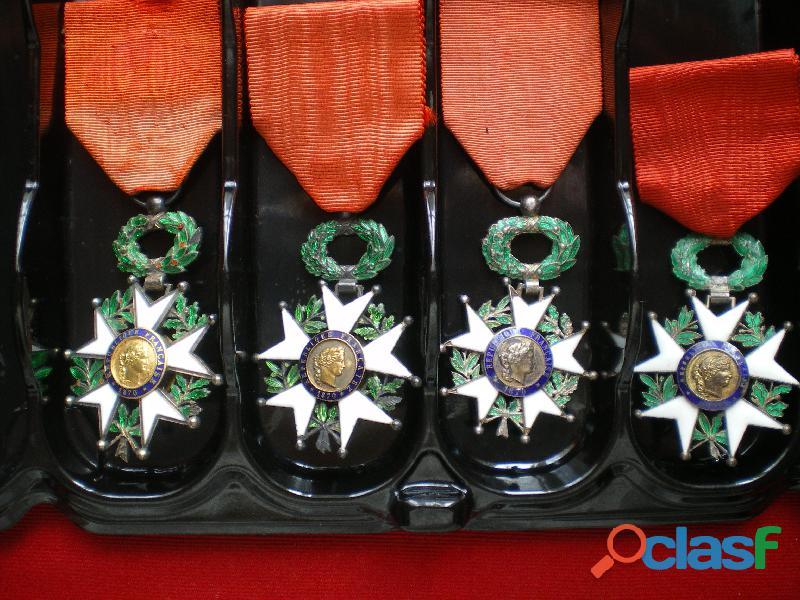 Ordres de la légion d'honneur   3° République.