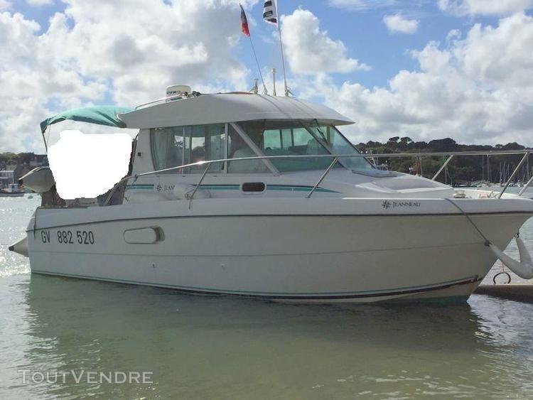 bateau merry fisher 750
