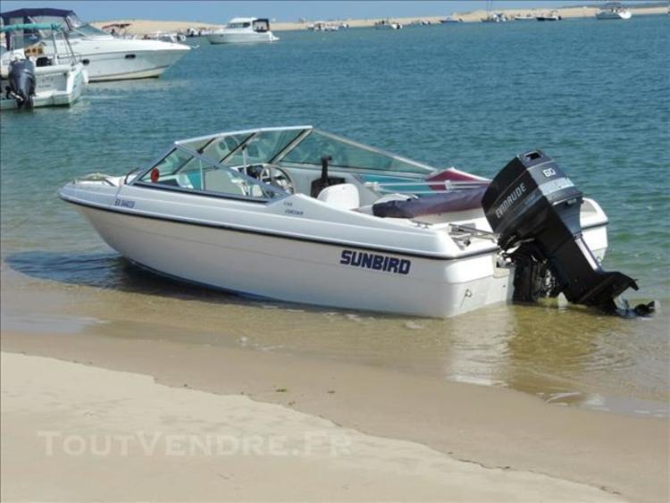 bateau sunbird 150