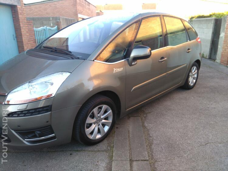 C4 picasso exclusive 2 litres hdi 138 cv