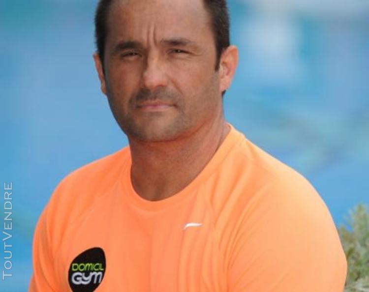 coach sportif forme et santé - chevalier frederic