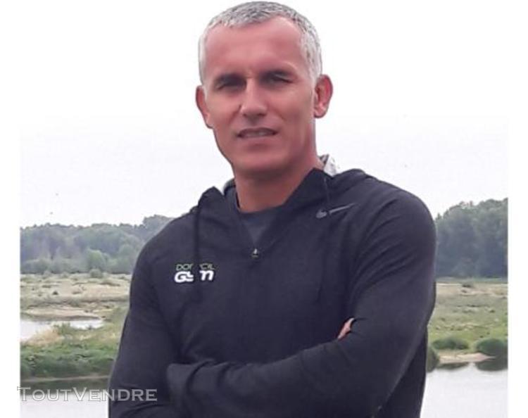 Coach sportif forme et santé - gregoire stephane