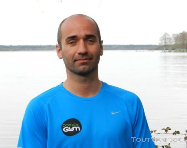 Coach sportif forme et santé - moynet sylvain